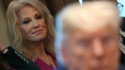 Kellyanne Conway, una de las figuras más mediáticas del gobierno de Trump, deja su