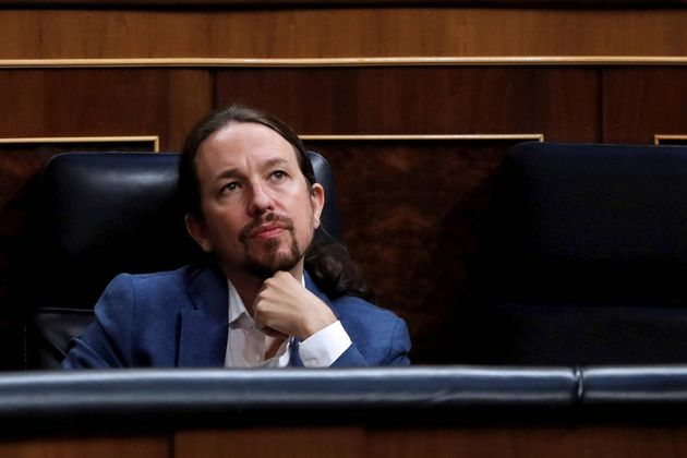 Pablo Iglesias, vicepresidente segundo del
