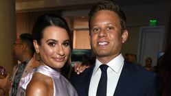 Lea Michele And Husband Zandy Reich Welcome Their First Child As Glee Star Gives