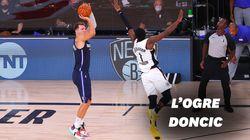 Après ce panier de Luka Doncic, la NBA a définitivement sa nouvelle