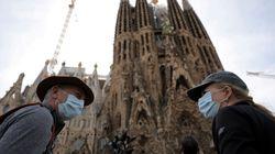 La Catalogna vieta assembramenti di oltre 10