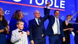 Erin O'Toole est le nouveau chef du Parti conservateur du