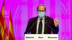 Cataluña prohíbe reuniones sociales de más de 10 personas y anuncia un plan de apertura de