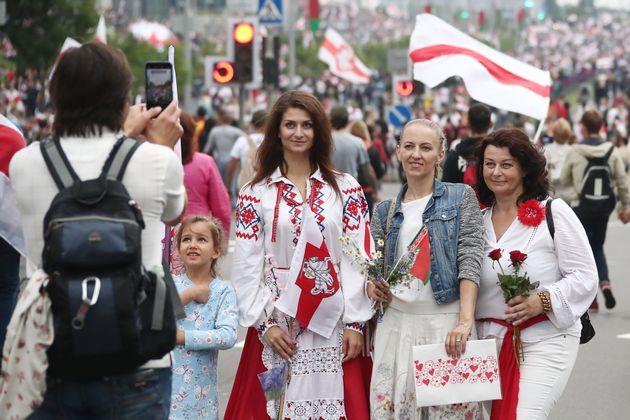La Bielorussia non è l'Ucraina: in piazza neanche una bandiera