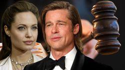 Las claves de la batalla legal entre Brad Pitt y Angelina