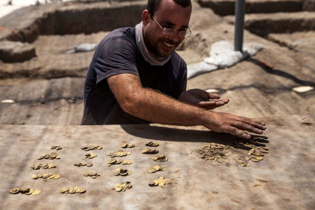 Ισραήλ: Στο «φως» θησαυρός με ισλαμικά χρυσά νομίσματα ηλικίας 1.100