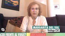 Margarita del Val, experta del CSIC, explica cuáles son