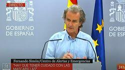 Fernando Simón vaticina lo que puede ocurrir en otoño: