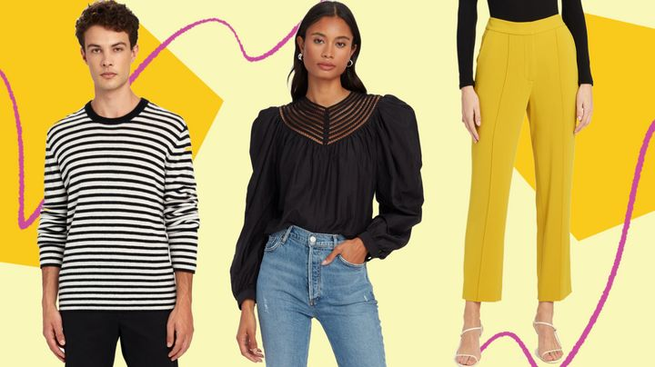 If you're already browsed through Nordstrom's Anniversary Sale, you might want to shop through Verishop's Warehouse Sale.
