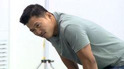 '개통령' 강형욱이 고민견에게 물리는 초유의 사태가 발생했다