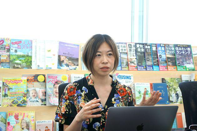 スタディサプリ教育AI研究所の小宮山氏