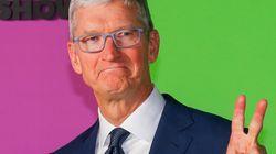 애플 CEO 팀 쿡이 애플 주식 3304억원을