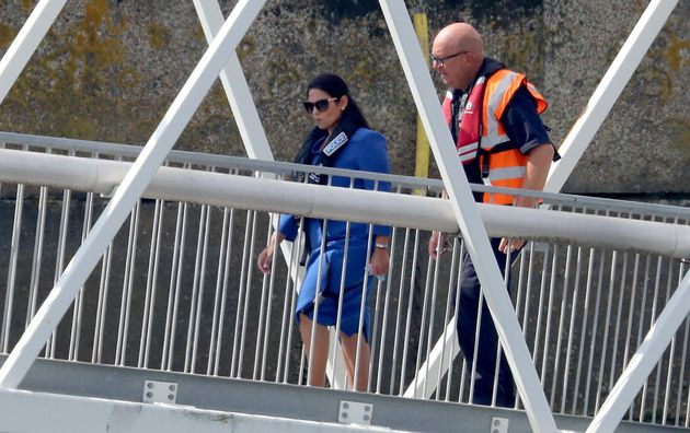 Priti Patel Must Recognise Channel Crossings Are Not A Crisis Of Movement But Of Cooperation