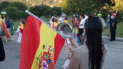 Galapagar, la frontera entre el escrache y el acoso a Pablo Iglesias e Irene