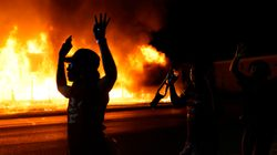Protests Erupt For 2nd Night In Wisconsin After Black Man Shot By