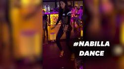 Ce pas de danse de Nabilla vaut le