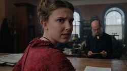 Millie Bobby Brown mène l'enquête dans la bande-annonce du film sur la soeur de Sherlock