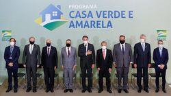 Bolsonaro repagina Minha Casa Minha Vida e amplia benefícios para Norte e