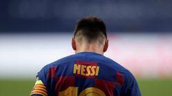 Messi al Barcellona: vado via