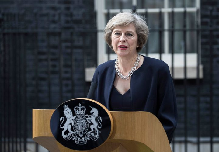 British Prime Minister Theresa May's qualifications were challenged despite her years of experience in parliament.