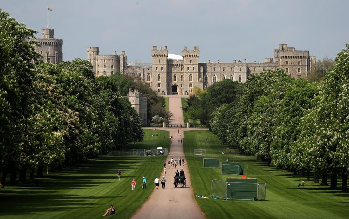 Queen Elizabeth and Prince Philip headed to Windsor Castle at the beginning of the coronavirus pandemic.