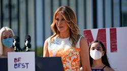 Melania Trump Headlines 2nd Night Of Republican National
