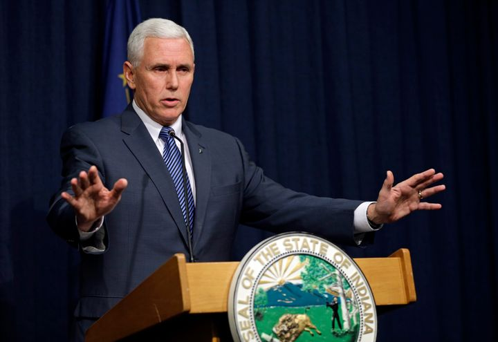 A 2015 HIV outbreak in Indiana has been traced back to the then-Governor Mike Pence's conservative policies on needle exchang