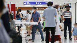 의사 '집단 휴진' 공백으로 의사 업무를 간호사가 대신 하는 상황이 벌어지고