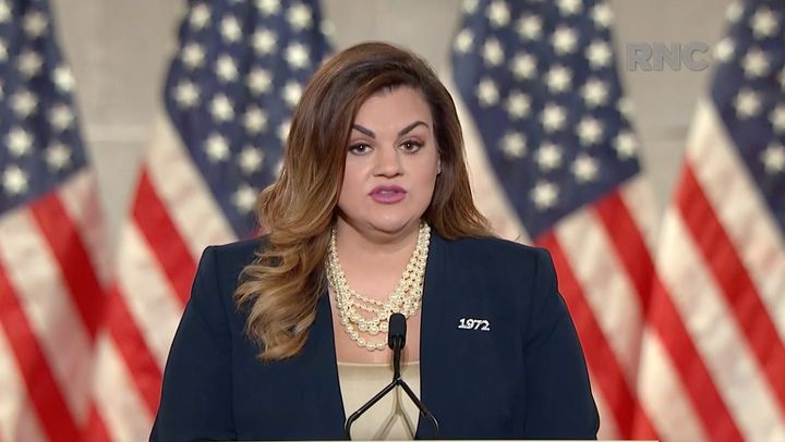Abby Johnson worked at Planned Parenthood for eight years before switching sides and becoming an anti-abortion activist.