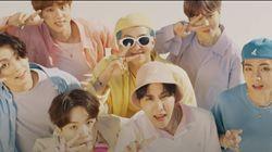 4일 만에 2억뷰 달성한 방탄소년단의 뮤직비디오