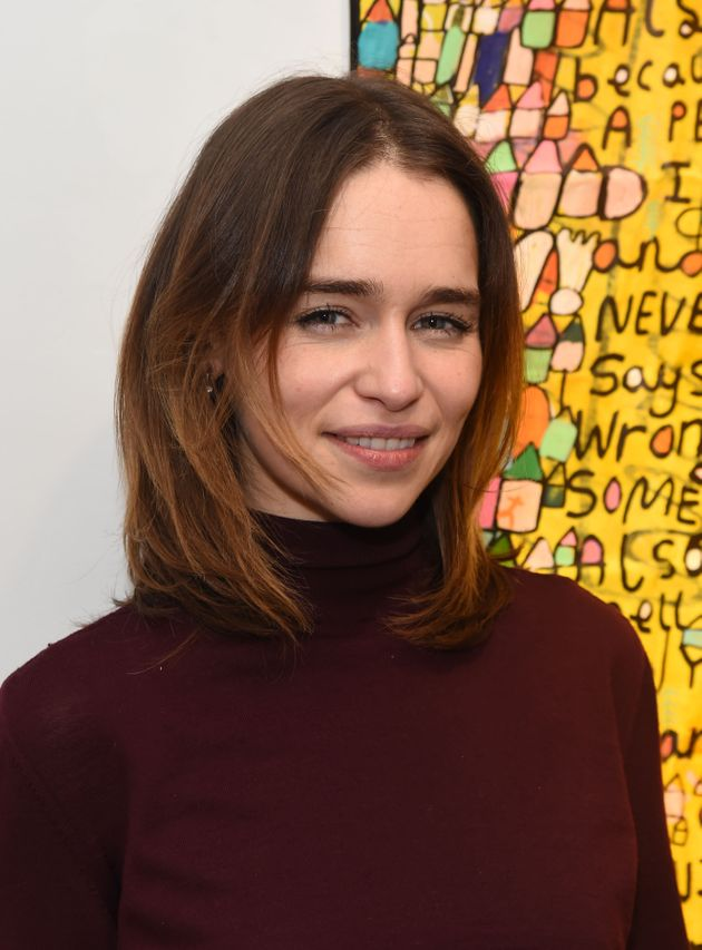 Game Of Thrones Emilia Clarke Recalls Mortifying Moment From Filming Her Appearance In Doctors
