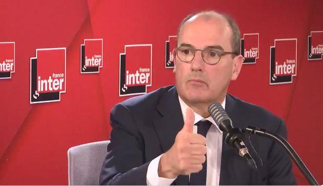 Jean Castex, Premier ministre, invité de France Inter le 26 août