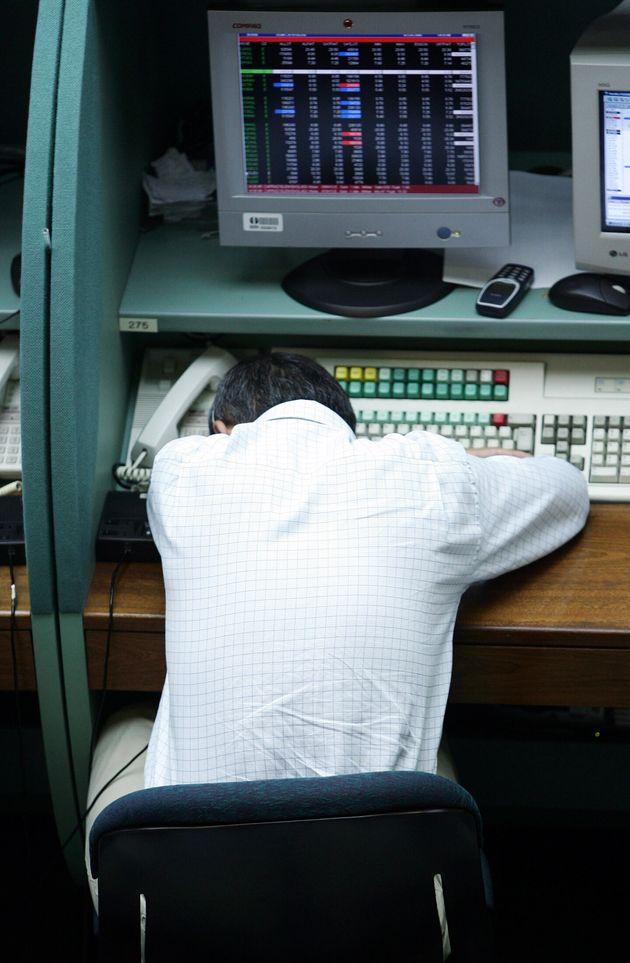 Αποκαμωμένος - και αποκοιμισμένος...