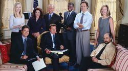 Vuelve la Administración Bartlet: 'El ala oeste de la Casa Blanca' graba un episodio especial para llamar al voto en