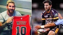 De Manchester City aux Bulls de Chicago, tout le monde voit Messi à sa
