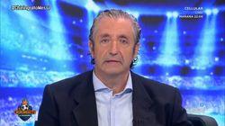 Josep Pedrerol apuesta y gana: así le ha ido tras su rompedora