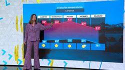 Mercedes Martín, de 'El Tiempo de Antena 3', reacciona a los comentarios sobre su vestimenta tras hacerse