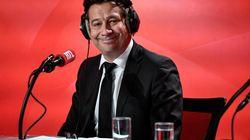 L'humoriste Laurent Gerra est papa d'une petite