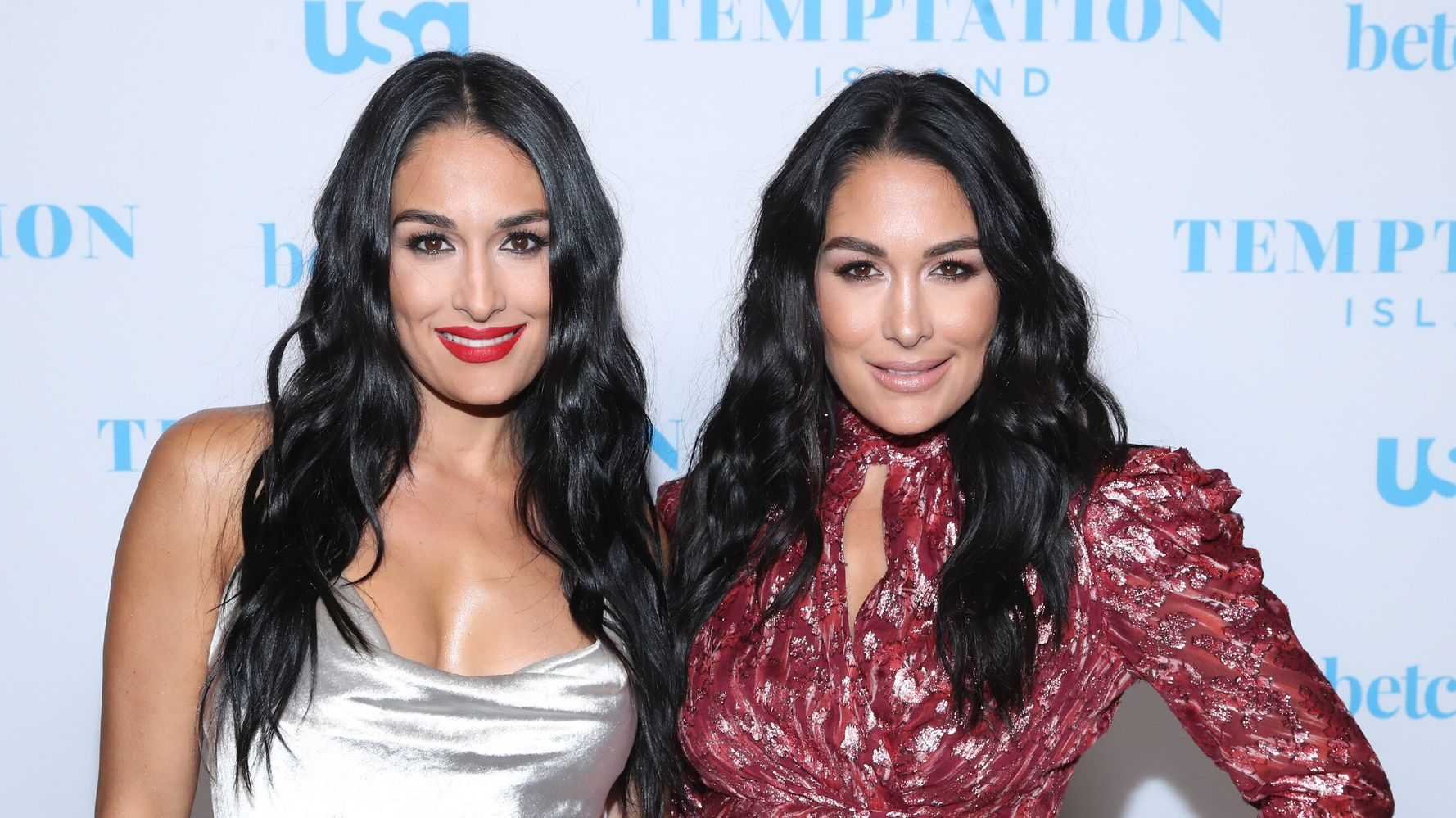 HuffPost on Flipboard: Nikki Bella, Brie Bella Reveal Their Baby Boys' Names  To The World