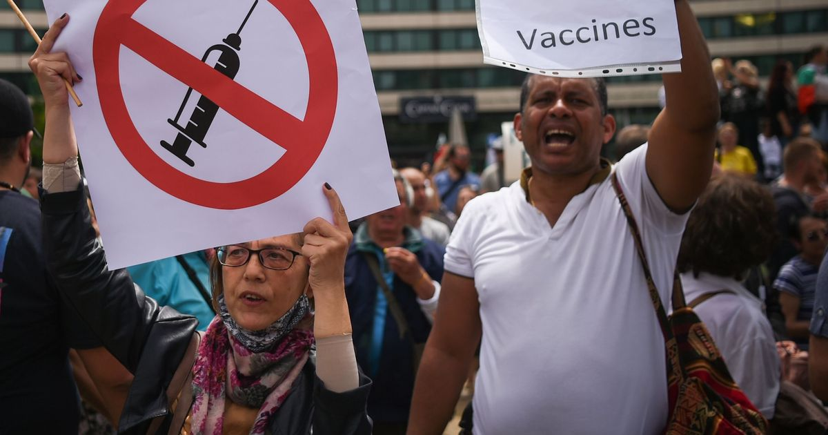 """L'éradication de la polio, illustration de tout ce que les """"antivax"""" détestent"""
