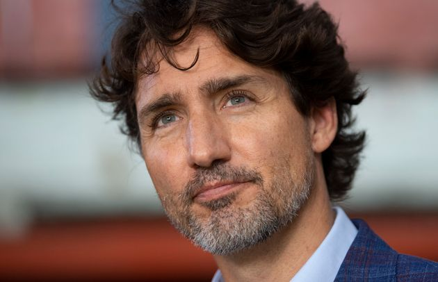 Prime Minister Justin Trudeau is seen here in Brockville, Ont., on Aug. 21, 2020. Trudeau says parents...