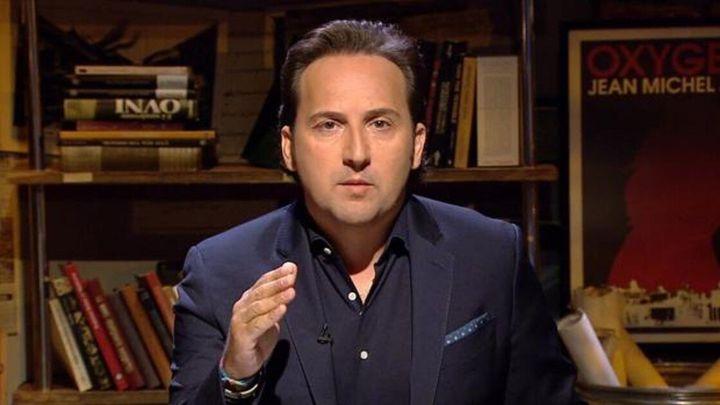 Iker Jiménez en 'Cuarto Milenio'.