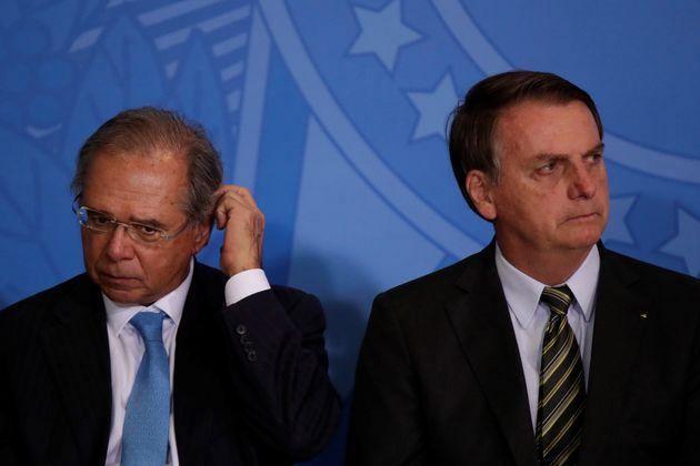 Ruídos entre Guedes e a ala desenvolvimentista do governo se intensificaram nas últimas...