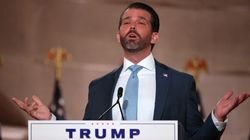 Donald Trump Jr Denies Rumours That He Was On Cocaine During His RNC