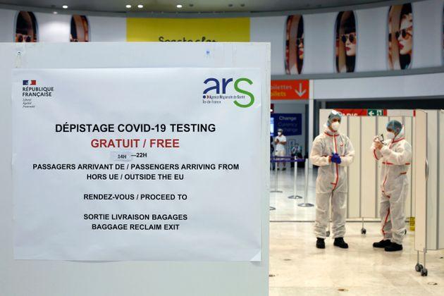 Plus de 5000 cas de coronavirus en France en 24 heures, nouveau record depuis