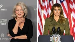 Bette Midler Says She Was 'Wrong' For Mocking Melania Trump's