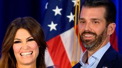 Trump Jr. And Kimberly Guilfoyle's Paris Trip Cost Taxpayers At Least $64,000 For