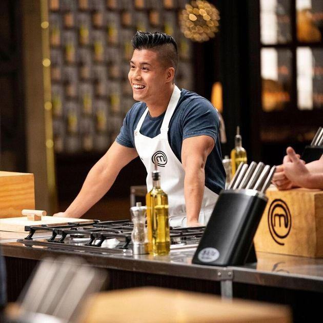 """I'll definitely be watching it,"" 2019 'MasterChef' contestant Derek Lau told HuffPost"