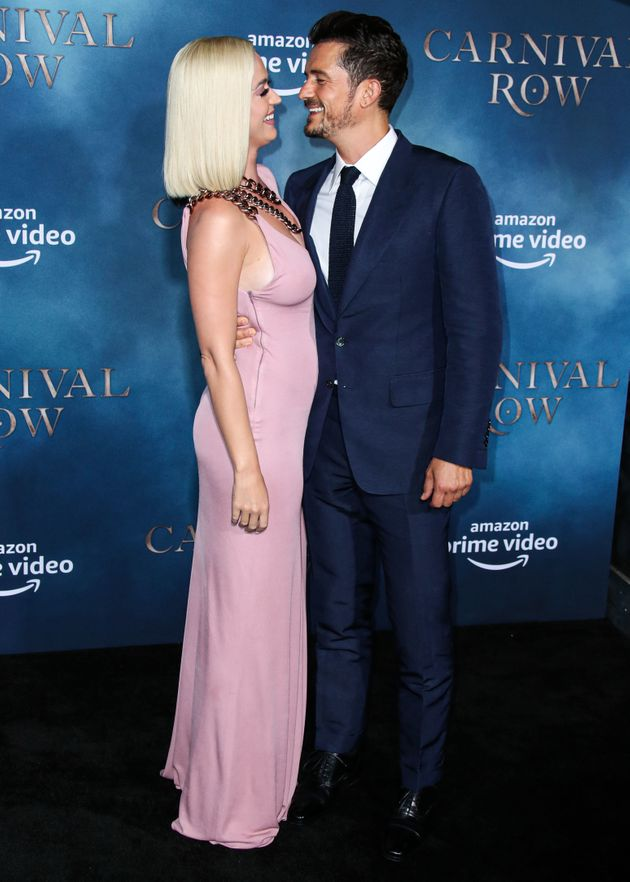 Katy Perry and Orlando