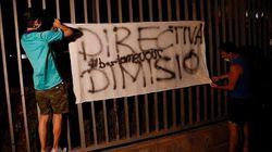 Terrible vandalismo en el Camp Nou: bloquean el timbre con una